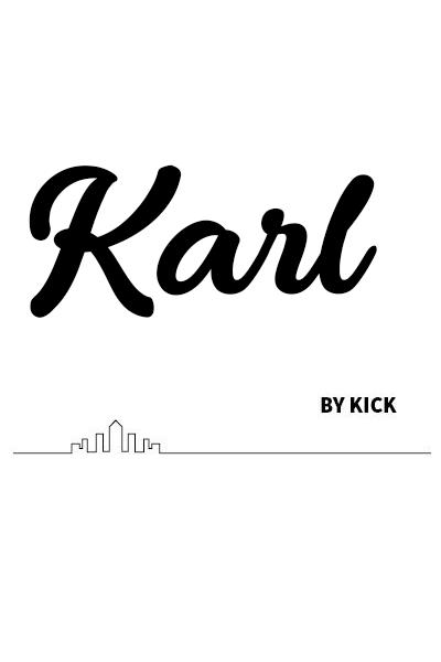 Stoelenbanner Karl
