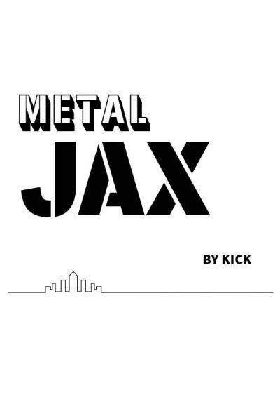 Stoel Banner Metal Jax