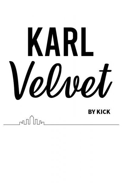 Banner karl velvet