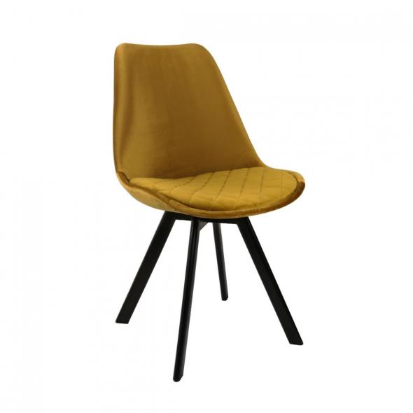 KICK SOOF Bucket Chair - Gold