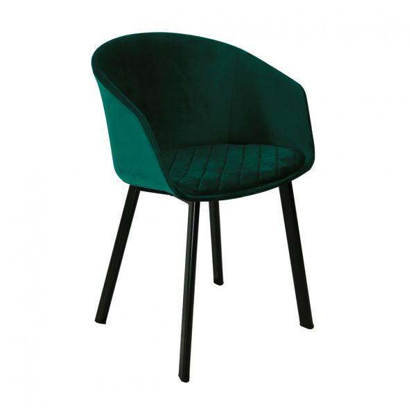 KICK VIC Dining Chair - Green