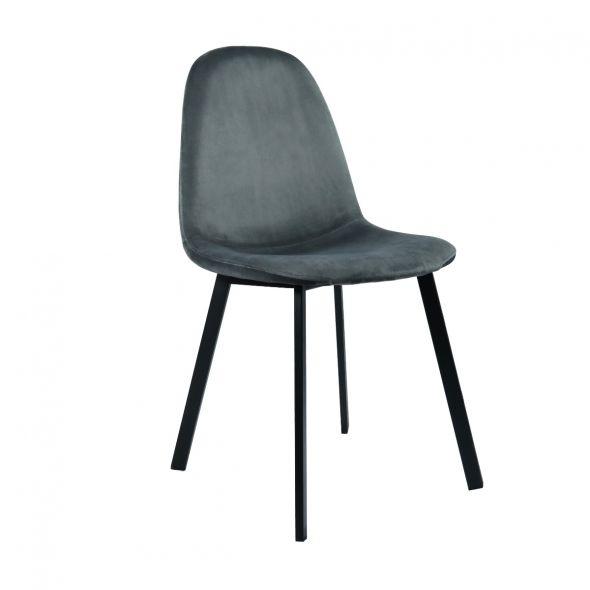Kick Pat Dining Chair - Grey