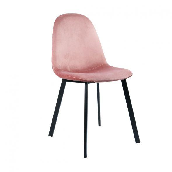 Kick Pat Dining Chair - Pink