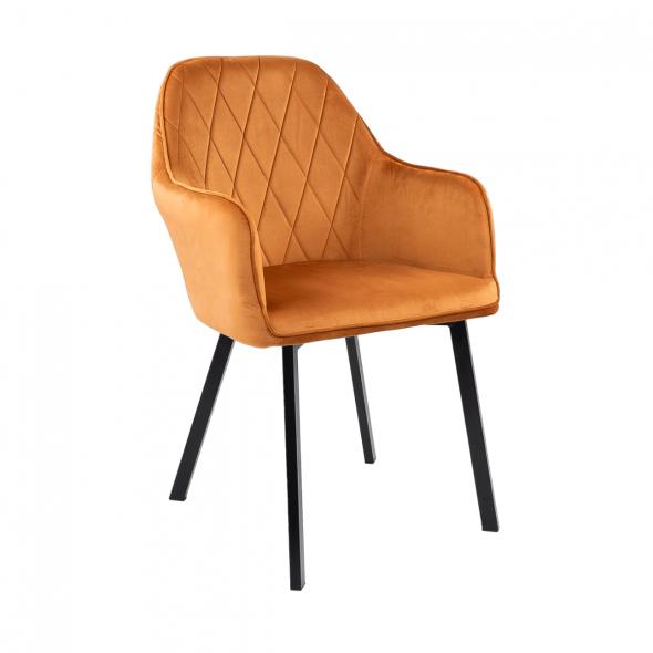 KICK Jane Dining Chair - Orange