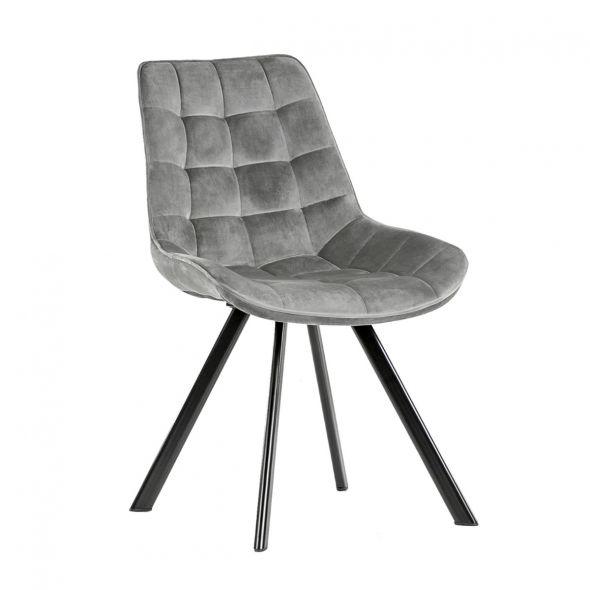 Kick Jesse Dining Chair - Grey