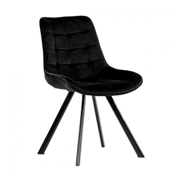 Kick Jesse Dining Chair - Black