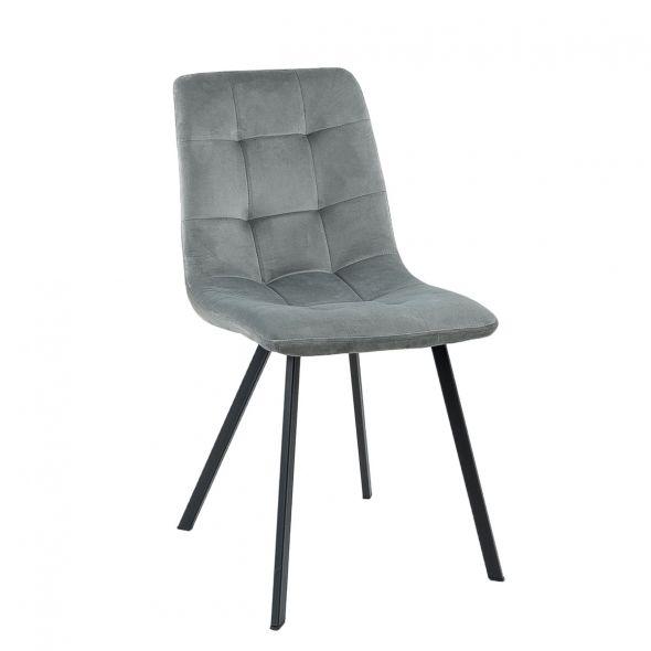 KICK MONZ Dining Chair  - Grey