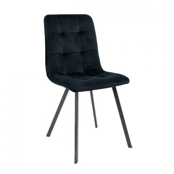 KICK MONZ Dining Chair - Black