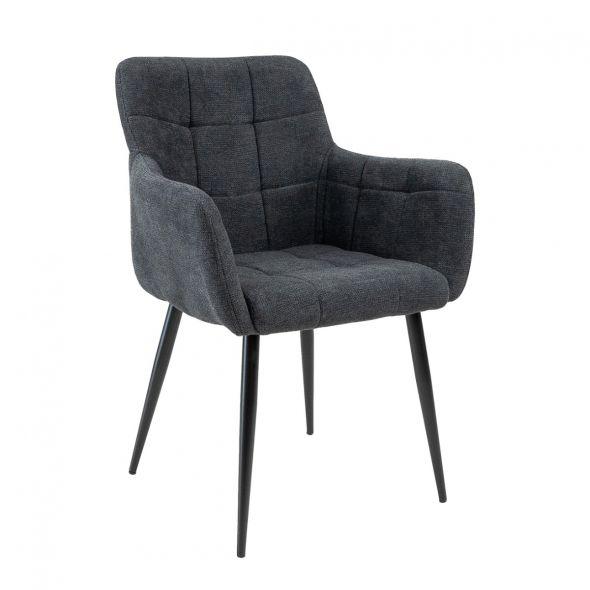 Kick Rev Dining Chair - Texture Black