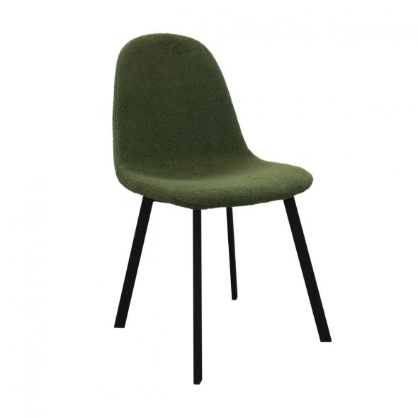 Kick Ted Dining Chair - Green