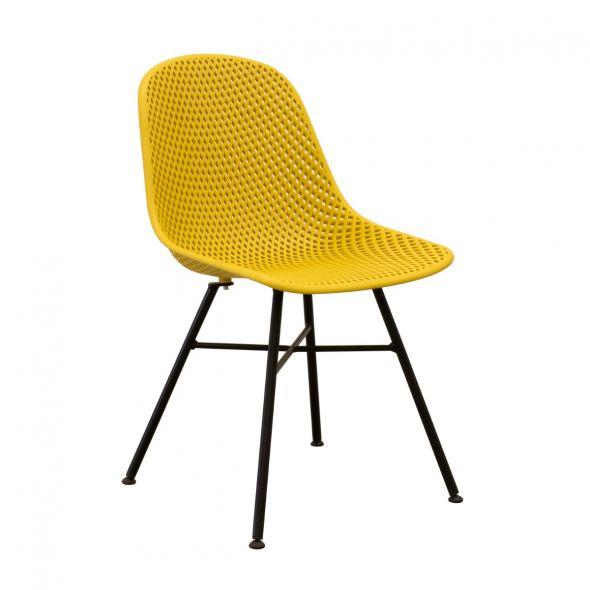 Kick Sol Garden Chair - Yellow