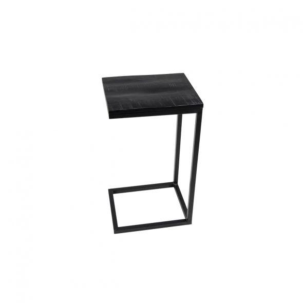 Kick Dax Industrial Coffee Table - Black