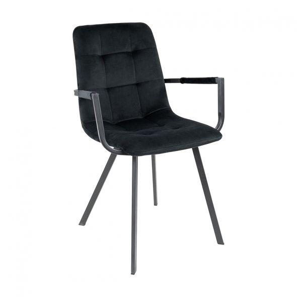 KICK MONZ Armchair - Black