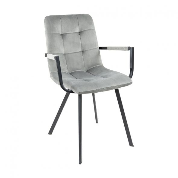 KICK MONZ Armchair - Grey